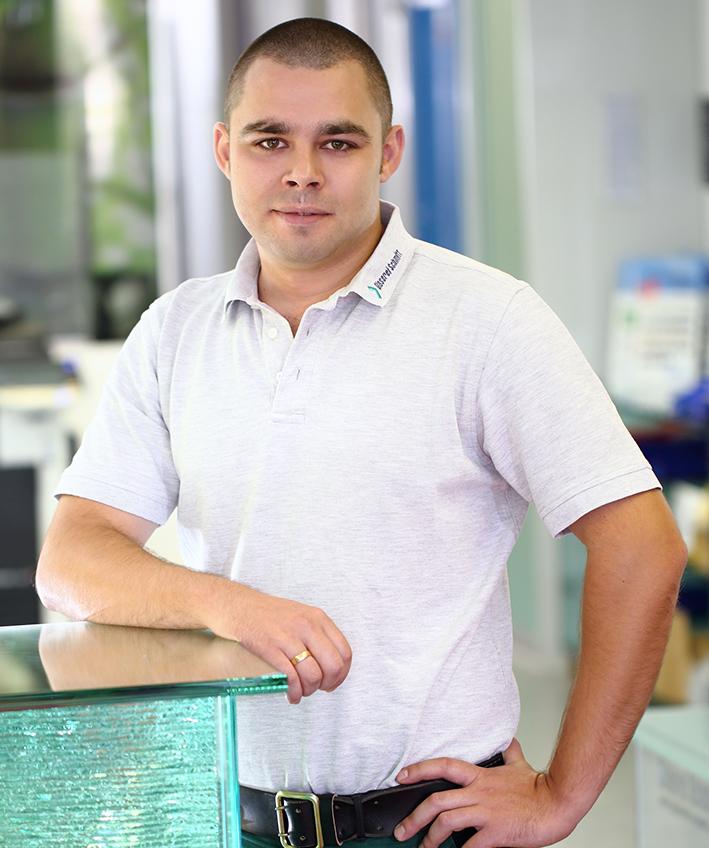 Alexey Pysarevskyy