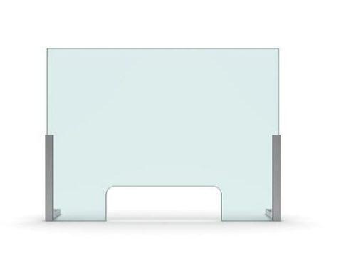 Corona Schutzwände besser aus Glas